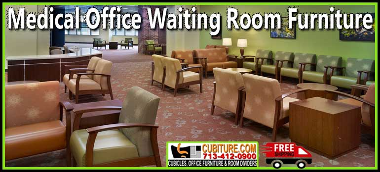 Commercial Medical Office Waiting Room Furniture For Sale Manufacturer Direct Guarantees Lowest Price in Bay City, Rosenberg And Sugarland, Texas