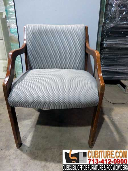 Quality Used Armchair With A Touch Of Accent For Sale That Is Built To Last In Houston Texas