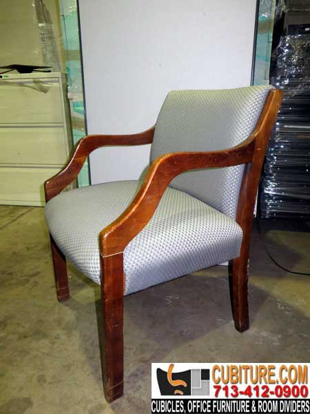 Used Wooden Armchair And Accentchair Available In Sugarland Houston Woodlands Conroe