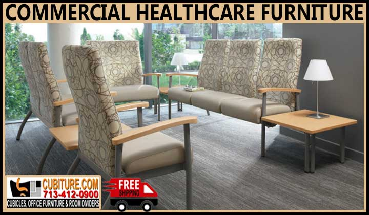 Discount Commercial Healthcare Furniture For Sale Manufacturer Direct With FREE Shipping And Made In USA - Galveston, Dallas, Austin, San Antonio, Corpus Christi, Cypress, Katy And Houston, Texas