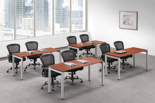 Discount Office Training Tables For Sale Manufacturer Direct Guarantees Lowest Price Factory Direct With FREE Shipping!