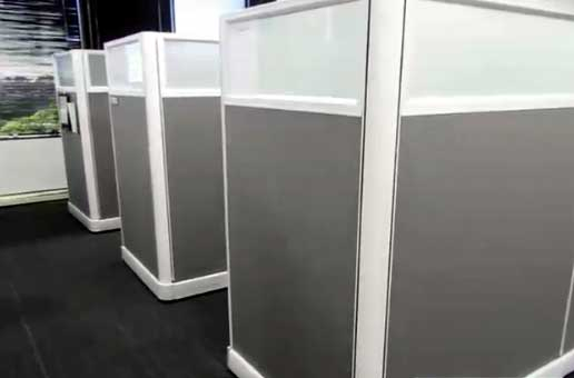 Smith-And-Burgess-New-Office Cubicles