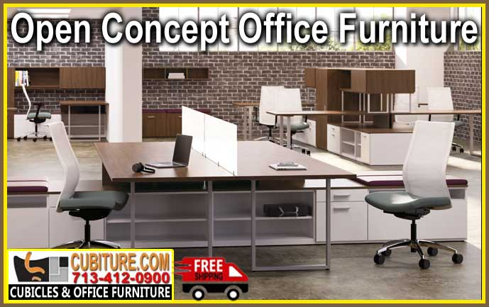 Discount Open Concept Office Furniture For Sale Factory Direct Guarantees Lowest Price With FREE Shipping Made 100% In America