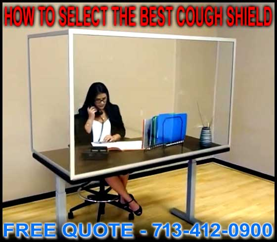 Cheap Commercial How To Select The Best Cough Shield